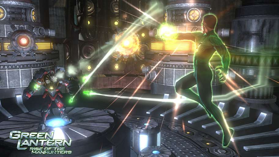 green lantern rise of the manhunters xbox 360 review console obsession