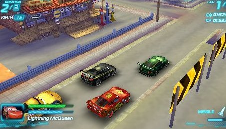 Disney Pixar Cars Psp Review Console Obsession