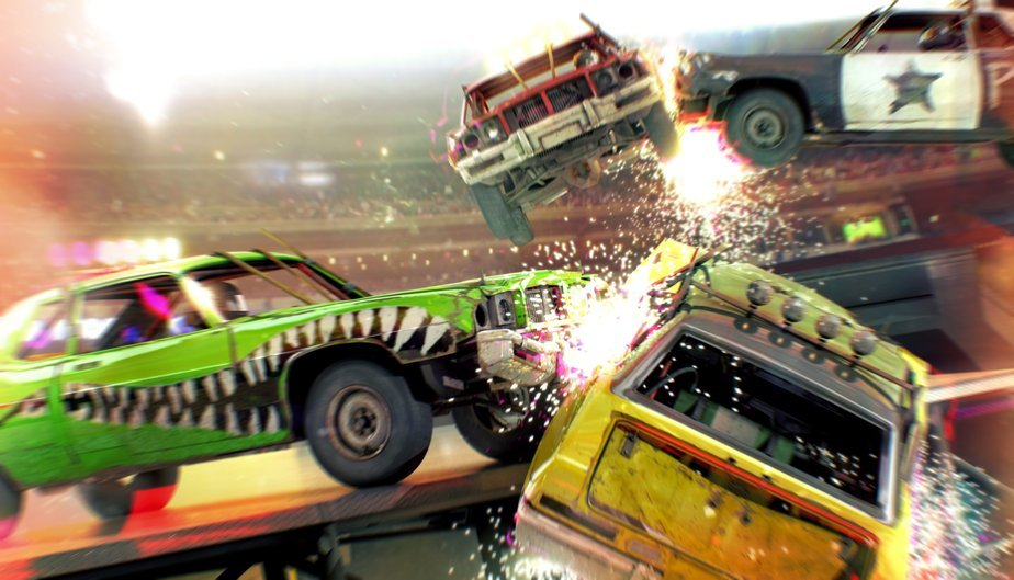 Racing Games For Xbox 360 : Dirt showdown xbox review console obsession