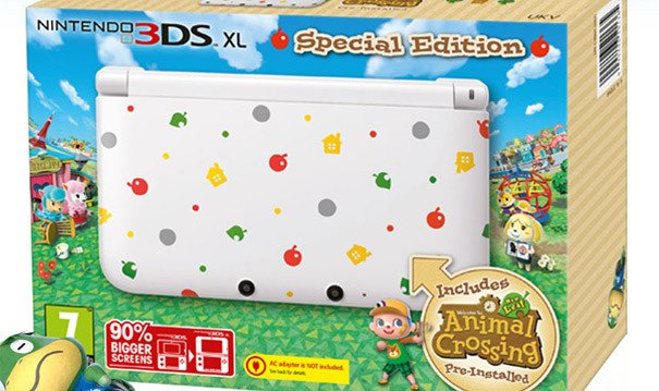 News special edition animal crossing 3ds xl on the way - Animal crossing new leaf consoles ...