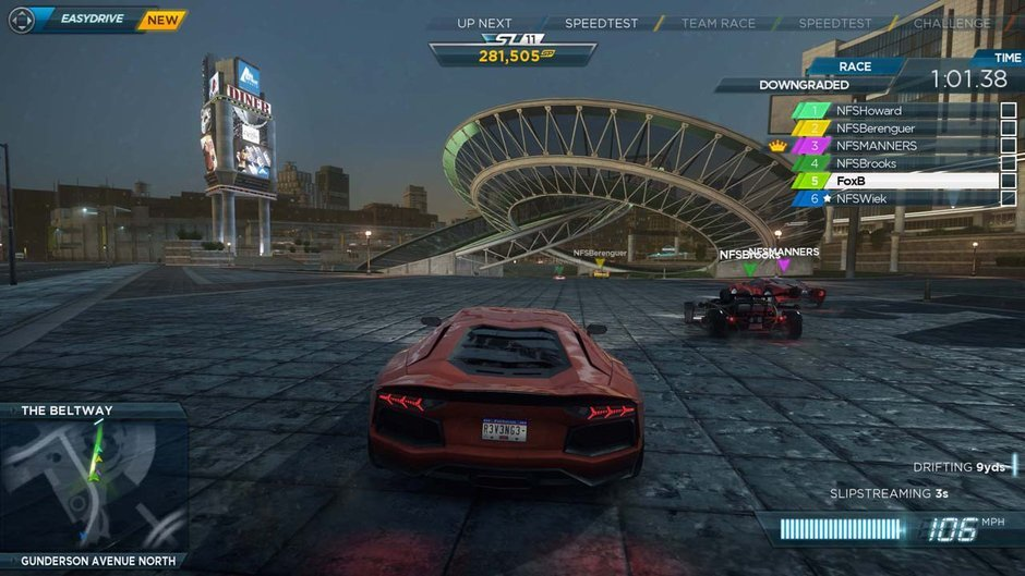 Need For Speed Most Wanted U Wii U Review Console Obsession