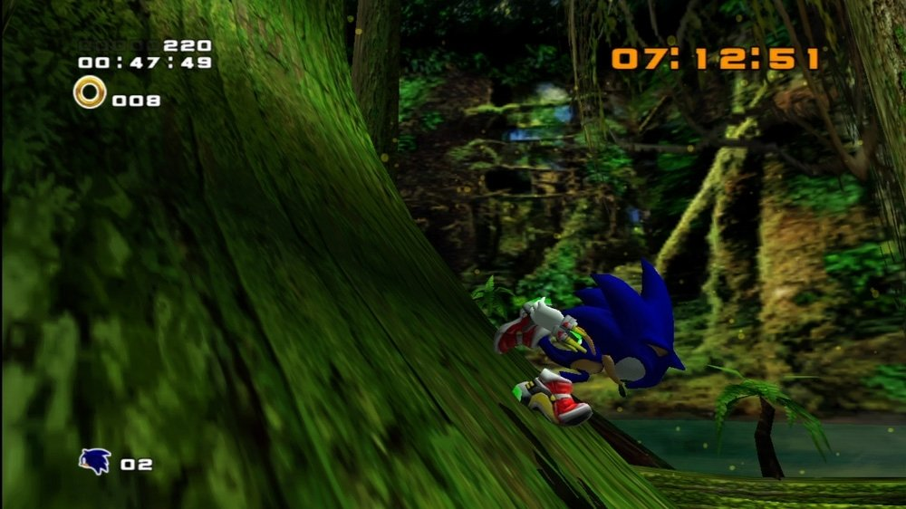 Sonic Adventure 2 Xbox 360 Review | Console Obsession