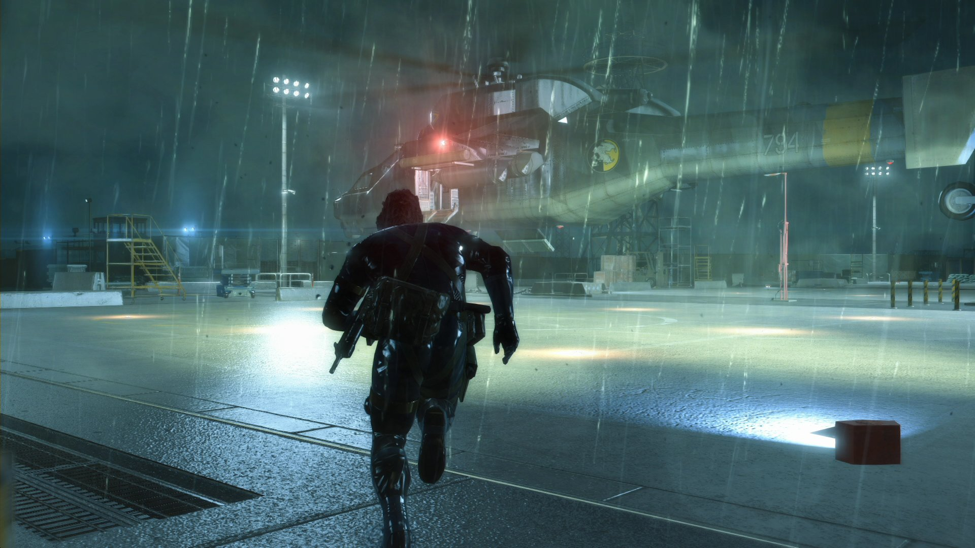 Metal Gear Solid V Ground Zeroes Ps4 Review Console Obsession