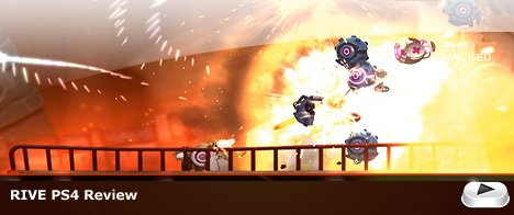 RIVE PS4 Review