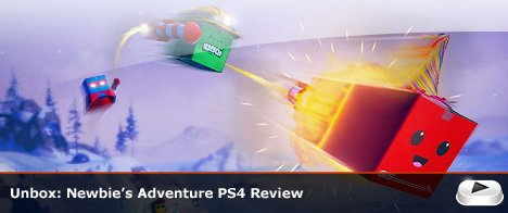 Unbox: Newbie's Adventure PS4 Review