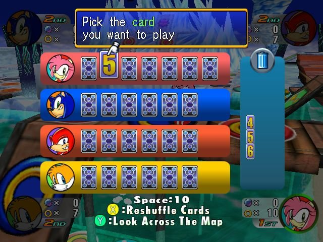 Sonic Shuffle Dreamcast Review | Console Obsession