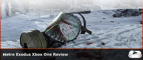 Metro Exodus Xbox One Review