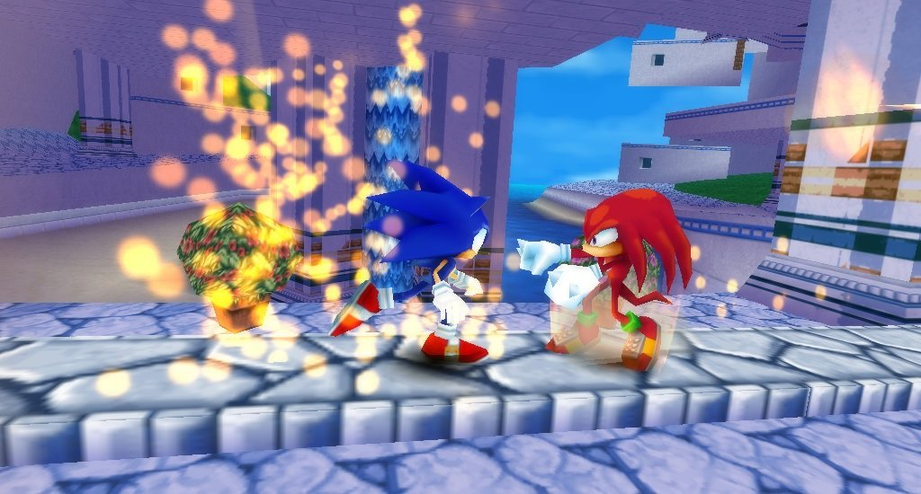 Sonic Rivals 2 Psp Review Console Obsession