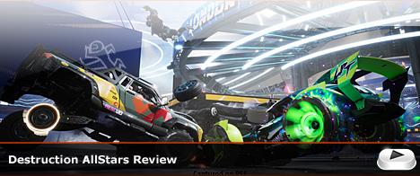 Destruction AllStars PS5 Review