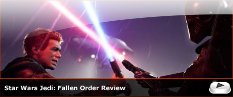 Star Wars Jedi: Fallen Order Xbox Series X Review