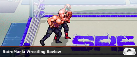 RetroMania Wrestling Xbox One Review